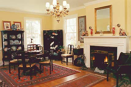 a williamsburg va bed and breakfast: enjoy a romantic and