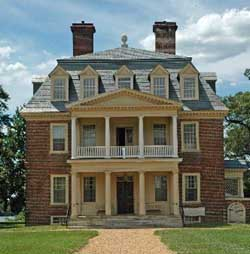 Shirley Plantation on the James River